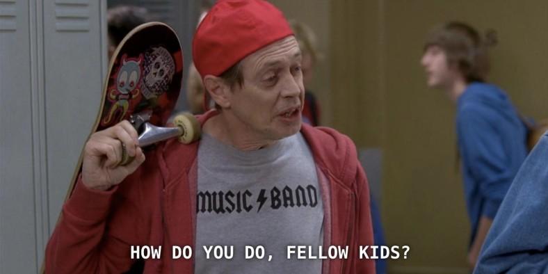 Steve Buscemi - How Do You Do Fellow Kids