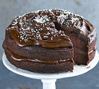 chocolate-avocado-cake