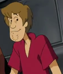 Red Shirt Shaggy