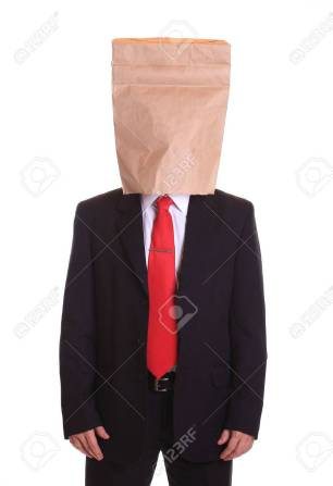 man-with-a-paper-bag-on-head