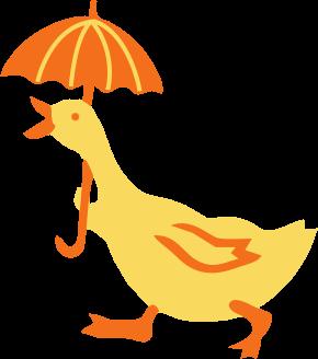 Baby Quackers Cutie Mark