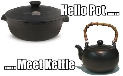 Pot Kettle