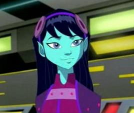 Just have the family adopt an alien kid. It's the future, after all.