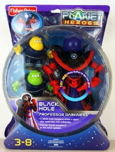 Planet Heroes Black Hole