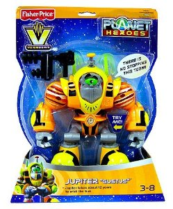 Planet Heroes Jupiter
