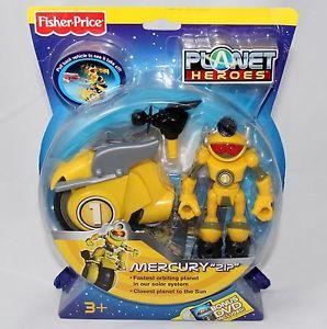 Planet Heroes Mercury