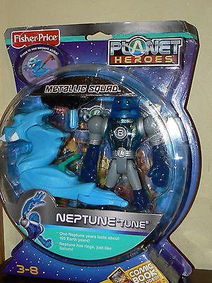 Planet Heroes Neptune