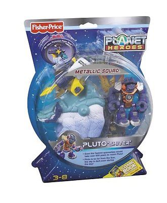 Planet Heroes Pluto
