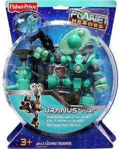 Planet Heroes Uranus
