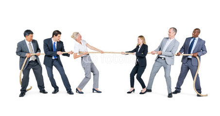 Corporate Tug of War