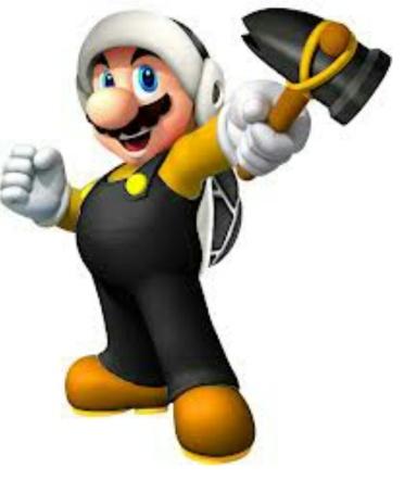 Hammer Mario
