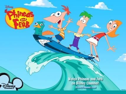 Phineas and Ferb Wallpaper