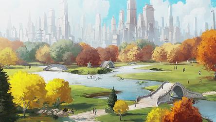 Republic City Park