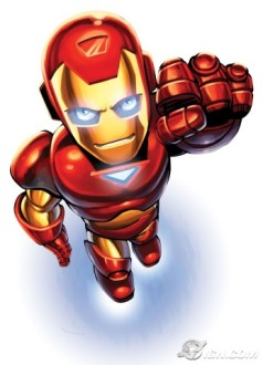 IRON MAN: Technology Factor