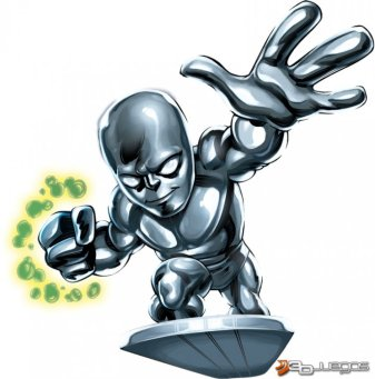 SILVER SURFER: Energy Factor