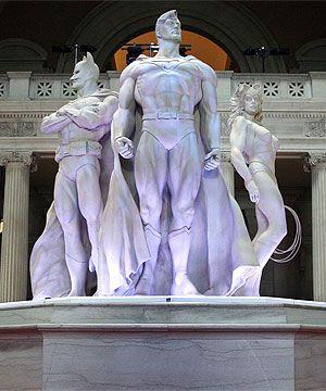 Trinty Statue