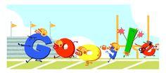 Google Gameday Doodle 5