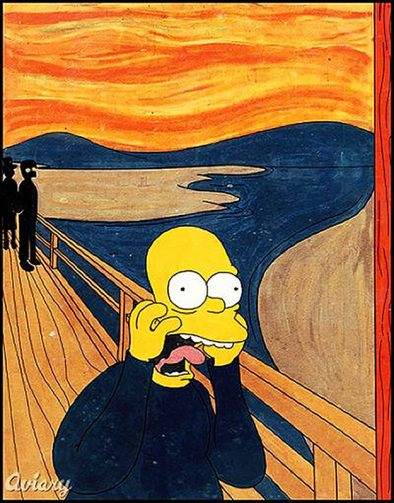 The-Homer-Scream-by-meowza