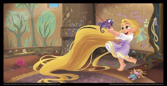 Rapunzel 4