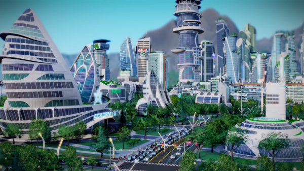 Future Sim City 2