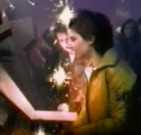Stupid Yellow Fireworks