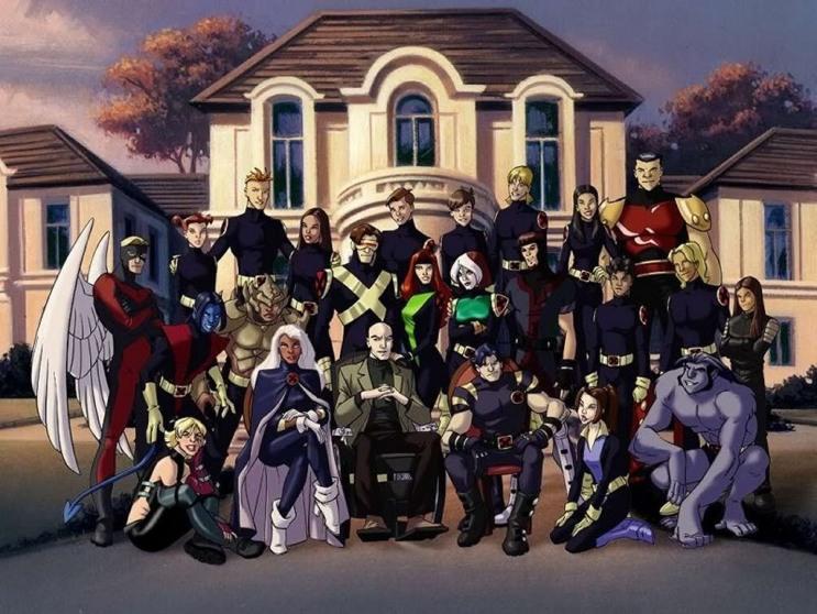 X-Men Evolution