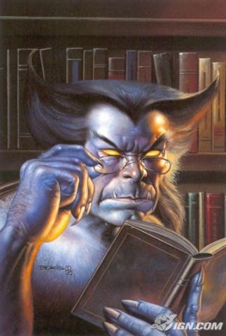 Beast Scholar