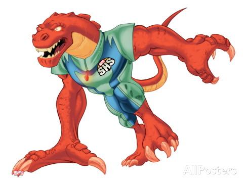 Reptil Dino Form