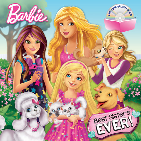 Barbie Best Sisters Ever!