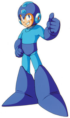 rockman-thumbs-up