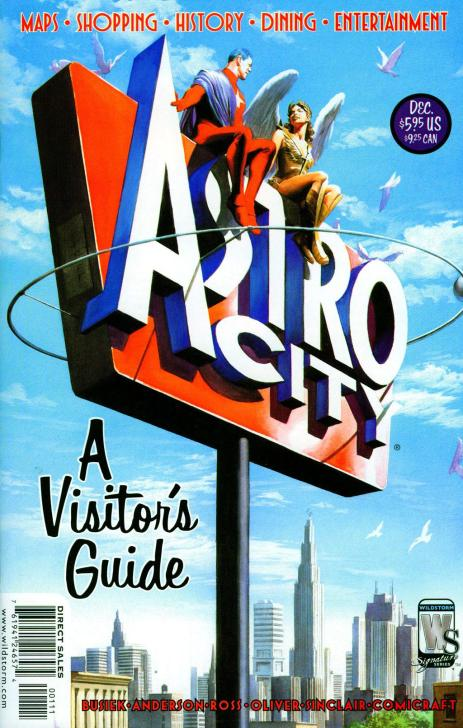 Pity the name Astro City is taken.