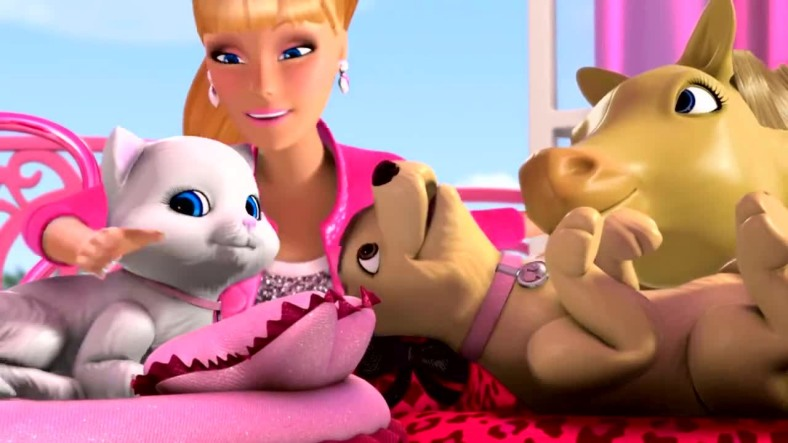 barbie-and-pets
