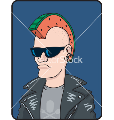 punk-rocker-vector-439692
