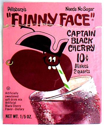 Captain Black Cherry
