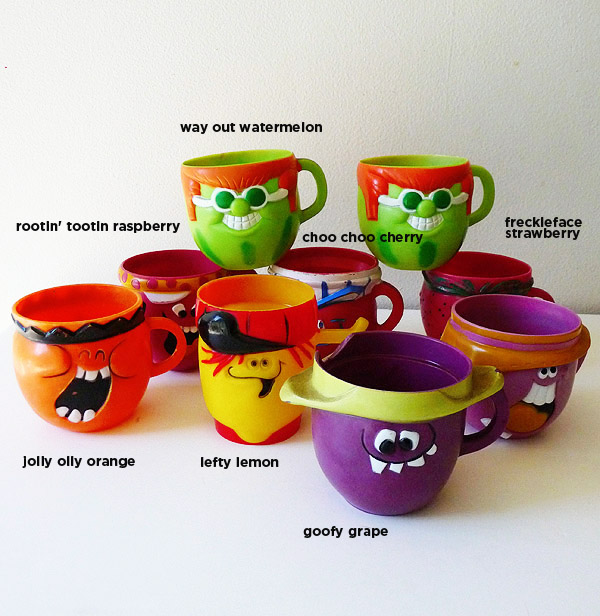 Funny Face Mugs