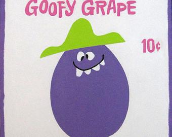 Goofy Grape
