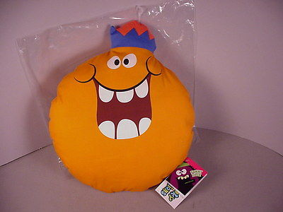 Jolly Olly Orange Pillow