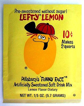 Lefty Lemon