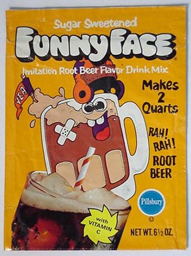 Rah Rah Root Beer