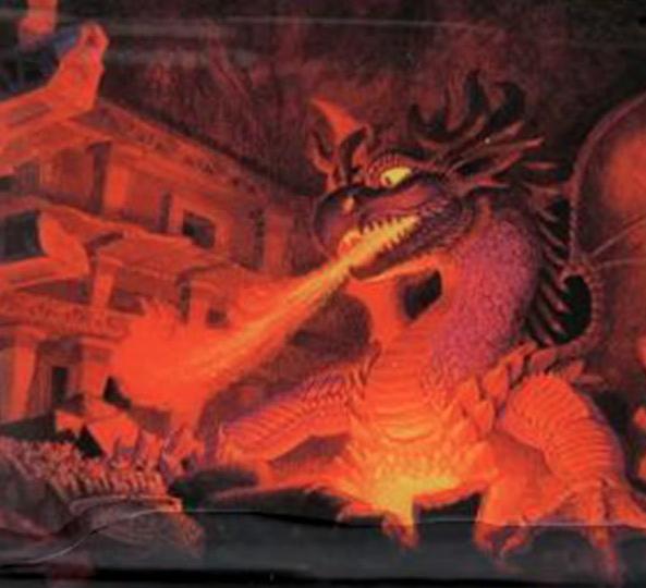 Beastly Kingdom Dragon