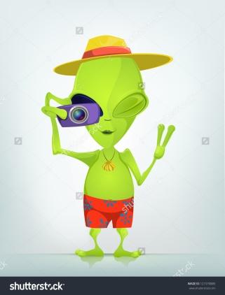 Alien Tourist