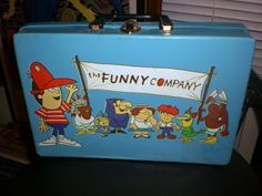 Funny Company Attache Case 2