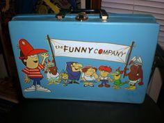 Funny Company Attache Case 2