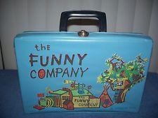 Funny Company Attache Case
