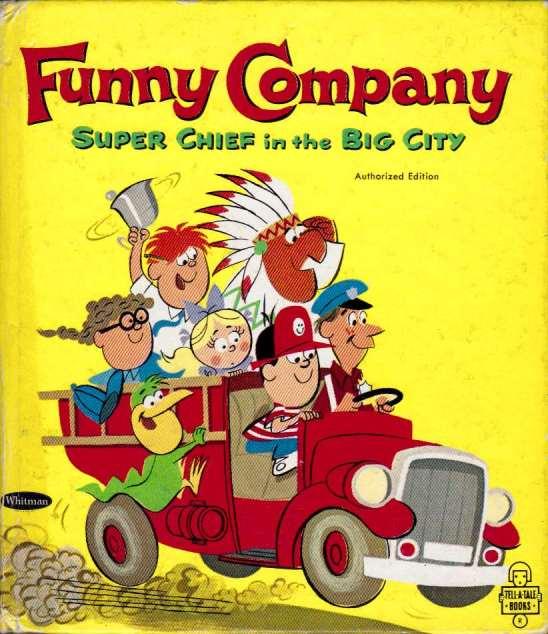 funny company book 1