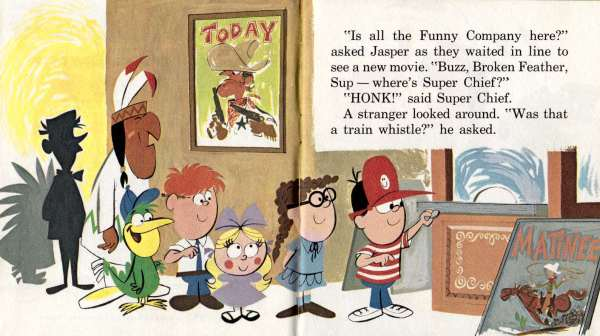 funny company book 2