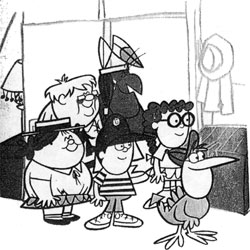 Funny Company Cast