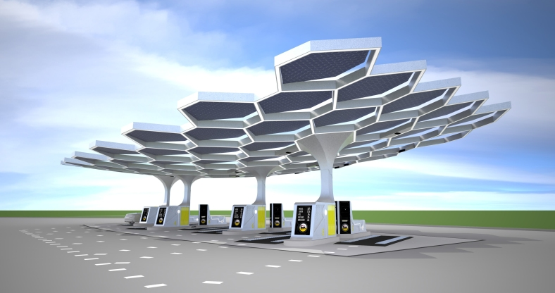 Future Fueling Station 3