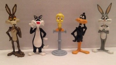 Looney Tunes Figures by ERTL