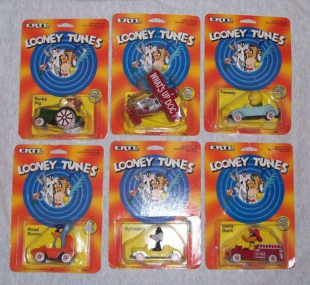 Looney Tunes Racers 2